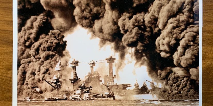 photo of pearl harbor